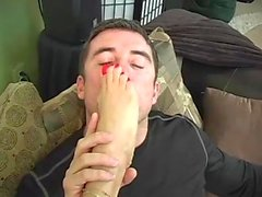 Janet Mason foot worship