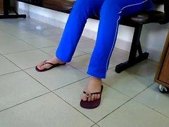 Candid feet #152
