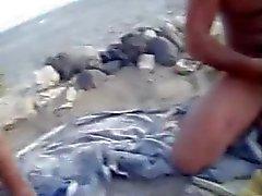bi sexe sur la plage