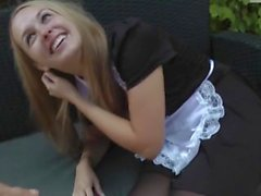Teen Maid Anal
