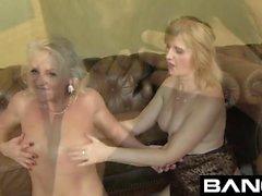 BANGcom Bästa DP-klipp med Super Hot Milfs