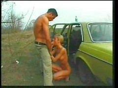 Deutsch Reise mit niedlichen Amat Whore ... F70