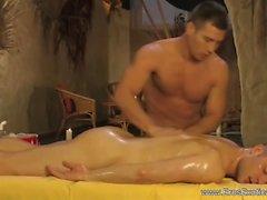 Männer benötigen Anal Massage Too
