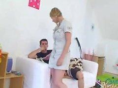 Kastrin Kozy gets her ass spanked