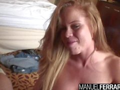 Nikki Delano's Culo Crammed With Cock