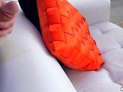Playful teen Leah Gotti loves lesbian sex