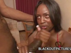 Jada Fire - Humongous Juggs Ebony And The Humongous Black Dong