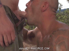 No Sound Piss: Damien Crosse and Kenedy Carter