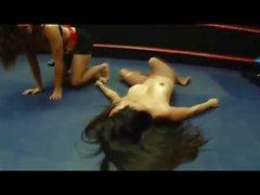 Pantyhose Wrestling