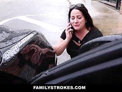 FamilyStrokes - девочка получает выебанная дядей