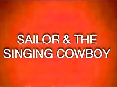 Gay Vintage à 50 ce - Sailor and the cow-boy chantant