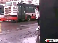 Gulliga tonåring prostituterad varelse Fucked