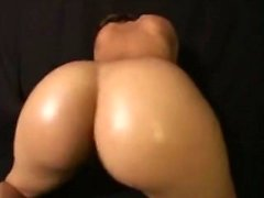 Big Naked Ass Bouncing Dance Nordic-Western Blonde Dame