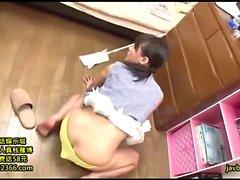 Japanilainen babe lelut pussy