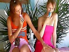 Oynama Rusya'dan iki gençler