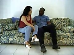 Beauty Hairy French fucking black guy