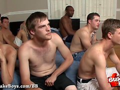 Bareback E Cum For Nasty Boy - Meninos Bukkake