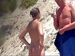 Nudist Milfs Strand Voyeur Spycam HD-Video-Teaser