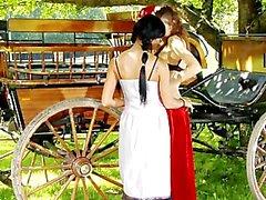 Ashley и Джульетты Вагон Распоясавшийся