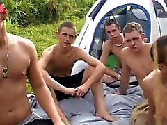 Nozze ambienti gay Videro alla tenda e tutto hanno posto su t