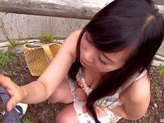Beautiful Asian Girl Performed Anywhere