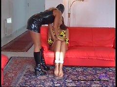 fetish-concept: - The Position Bondage und Femdom -