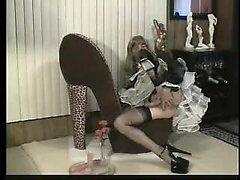 Hemgjord maid ryck