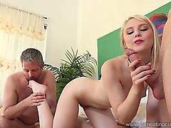 Lily di Rader ama suo marito di pagare borchie a scoparla