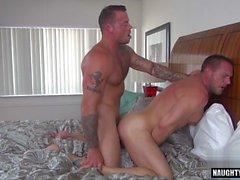 big dick Homosexuell Flip mit Abspritzen Segmentmerkmal Flop 1