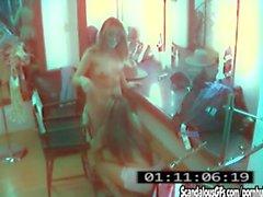 CCTV parça alımı A Hot And Skanky Eşcinsel bir Affair