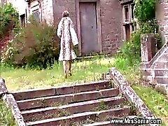 Hile karısı berbat ve gizli bir yerde sikikleri