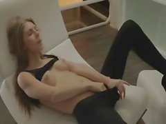 angelica and her undressing pussy