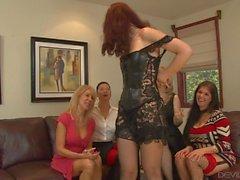 sexy mature women undressing