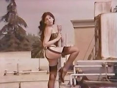 Black Silk Stockings - part 2 of 2