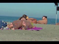 Nude Beach - Big Boobs and Big Bums HD