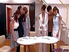 Kinky en vreemde Japanse sex door WeirdJP