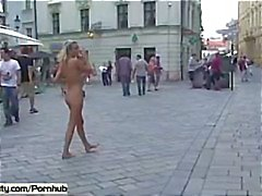Spectacular Public Nudity Babes Part 2
