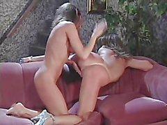 Lesbian Sluts In Action 02 - Scene 2