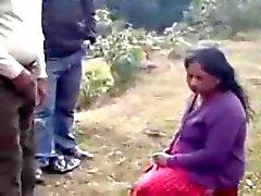 Tepesi bölgesinde Nepal Kadınlar ( Daada ma Joomla Najik )