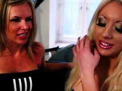 Summer Rose has always wanted to have a threesome with...