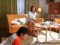 Emme azgın japon olgun babes