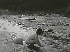 Del softcore Desnudos en el quinientas cincuenta de 30 la a 50 de la - Escena 9 de