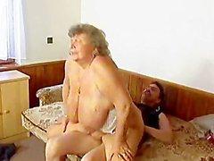 Fat bbw granny