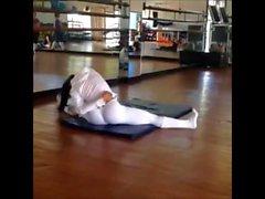 Sexiest ASSES in fitness: GRACYANNE BARBOSA