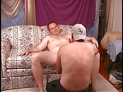 Amatoriale rubinetto gay succhia