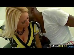 Big Black Cock Sucked And Banged By Hungry Milf (charlee chase) movie-06
