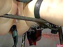 Los pies dolorosos adorar