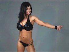 Denise Milani a Latex Fetish - di non nuda