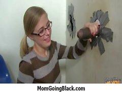 Mommy go monster black cock 23