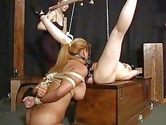 Bondage köle Bebekler - Sahne 2